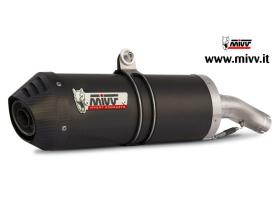Układ wydechowy F 700 GS 12/13 Oval Carbon