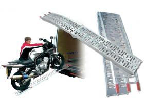 Rampa Najazdowa Moto Quad 340KG 217/28CM 1xSkładana