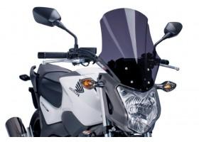 Szyba turystyczna do Honda NC700S 12-14 (mocno przyciemniana) 6361F