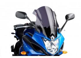 Szyba turystyczna do Yamaha XJ6 Diversion F 10-14 (mocno przyciemniana) 5548F