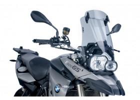 Szyba Turystyczna z deflektorem do BMW F650GS 08-13 / F800GS 08-14 (lekko przyciemniana)