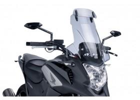 Szyba turystyczna z deflektorem do Honda NC700X 12-14 (lekko przyciemniana)