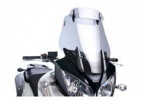Szyba turystyczna z deflektorem do Suzuki DL650 V-strom 04-11 (lekko przyciemniana)