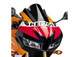 Szyba sportowa PUIG do Honda CBR600RR 03-14 (czarna) 6478N