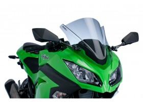 Szyba sportowa PUIG do Kawasaki Ninja 300R 13-14 (lekko przyciemniana) 6463H