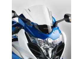 Szyba sportowa PUIG do Suzuki GSXR1000 09-14 (bezbarwna) 4933W