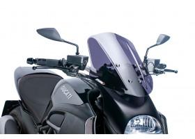 Owiewka PUIG do Ducati Diavel 11-14 (mocno przyciemniana) 5655F