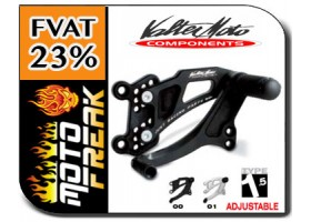 Daytona 675/R 06-11 PET11/PET11R TYPE 1.5