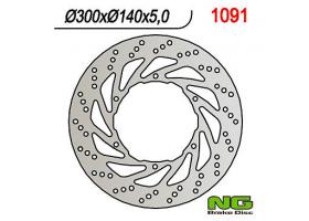 Tarcza Hamulcowa Przednia APRILIA ETV 1000 CAPONORD 01-07 (300x140x5)