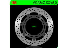 Tarcza Hamulcowa Przednia YAMAHA FZ6/R6/MT03/MT07/MT09/XJ6 (NG165V) (298x132x5)