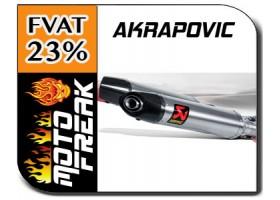 Kompletny Układ Wydechowy Akrapovic APRILIA Dorsoduro 08/15 Titanium S-A7SO2-HDT
