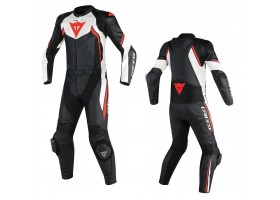 KOMBINEZON 2PC AVRO D2 Black/White/Red