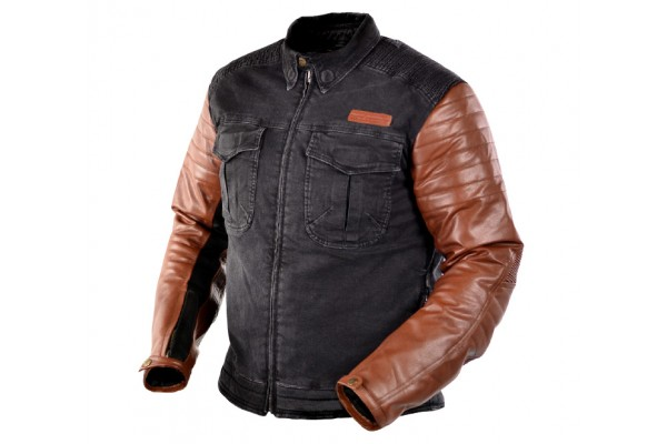 964 Acid Scrambler Jacket Brown