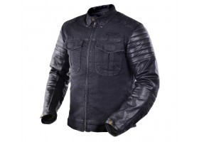 964 Acid Scrambler Jacket Black