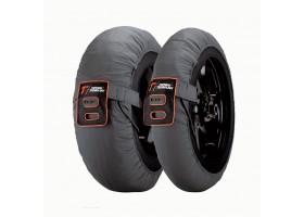 Koce Grzewcze RACE Komplet BLACK