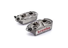 Zaciski hamulcowe na przód BREMBO M4 34 100mm BMW S1000 R 14/16