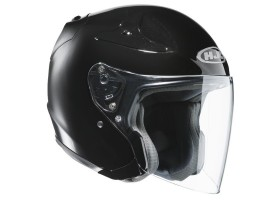 Kask HJC JET Metal Black
