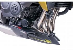 Spoiler silnika PUIG do Honda CB1000R 08-14 (czarny mat)