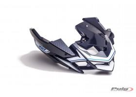 Spoiler silnika PUIG do Suzuki GSR 750 (karbon)