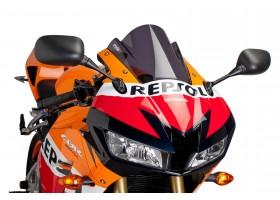 Szyba sportowa PUIG do Honda CBR600RR 03-14 (mocno przyciemniana) 6478F