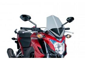 Owiewka PUIG do Honda CB500F 13-14 (lekko przyciemniana) 6437H