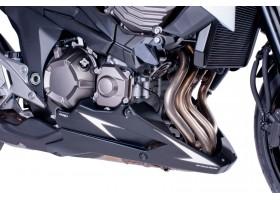 Spoiler silnika PUIG do Kawasaki Z800 13-14 (czarny mat)