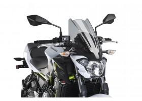 Owiewka PUIG do Kawasaki Z650 (lekko przyciemniana)
