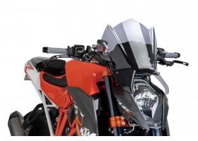 Owiewka PUIG do KTM 1290 SUPERDUKE R (lekko przyciemniana)
