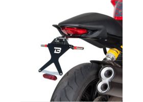 Fender eliminator BARRACUDA do DUCATI MONSTER 821