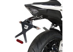 Fender eliminator BARRACUDA do Honda CBR 500 R