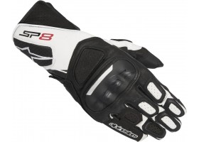 Rękawice SP-8 v2 GLOVE black/white