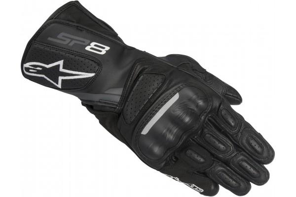 Rękawice SP-8 v2 GLOVE black/white
