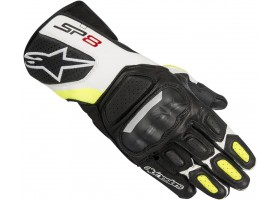 Rękawice SP-8 v2 GLOVE black/white/yellow