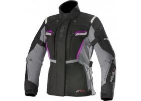 Kurtka STELLA BOGOTA' v2 DRYSTAR® JACKET black/grey/pink