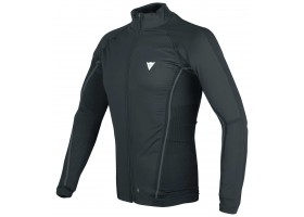Koszulka Dainese D-Core NO-WIND THERMO Tee LS Black/Antracite