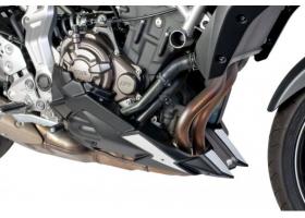 Spoiler silnika PUIG do Yamaha MT-07 (czarny mat)
