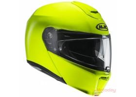 Kask HJC RPHA 90 METAL Fluorescent Green