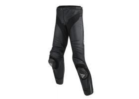 Spodnie DAINESE MISANO LEATHER PANTS BLACK/BLACK/ANTHRACITE