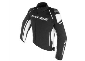 Kurtka DAINESE RACING 3 D-DRY JACKET BLACK/BLACK/WHITE