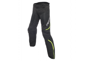 Spodnie DAINESE DRAKE AIR D-DRY PANTS BLACK/BLACK/YELLOW-FLUO