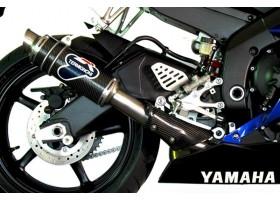 Układ wydechowy TERMIGNONI Yamaha R6 06/16 GP STYLE CARBON REF: Y077080CR