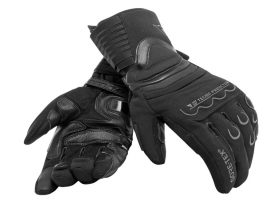 Rękawice tekstylne DAINESE SCOUT 2 UNISEX Gore-Tex Gloves BLACK/BLACK
