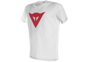 Koszulka DAINESE SPEED DEMON T-SHIRT WHITE/RED