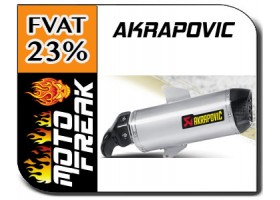 Kompletny Układ Wydechowy Akrapovic GILERA GP 800 08/15 Titanium S-A8SO2-HWSS