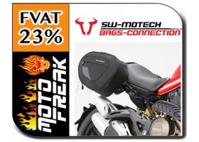 Ducati Monster 821, 1200 / S BLAZE® H Panniers Set - BC.HTA.22.740.10400/B