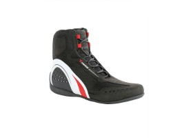 Buty DAINESE MOTORSHOE AIR SHOES JB BLACK/WHITE/RED