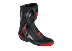 Buty DAINESE COURSE D1 OUT BOOTS BLACK/FLUO-RED
