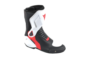Buty DAINESE NEXUS BOOTS BLACK/WHITE/LAVA-RED