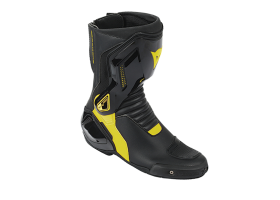 Buty DAINESE NEXUS BOOTS BLACK/FLUO-YELLOW