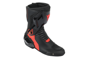 Buty DAINESE NEXUS BOOTS BLACK/FLUO-RED